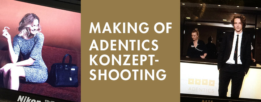 adn news start making of konzeptshooting